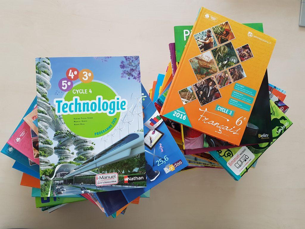 SONDO séduit les éditeurs - Manuels papier Technologie 5e 4e 3e - service pour les collège
