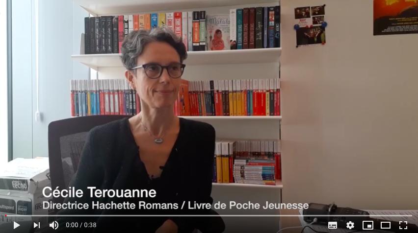 Cécile Terouanne - Hachette Jeunesse - MOBiDYS
